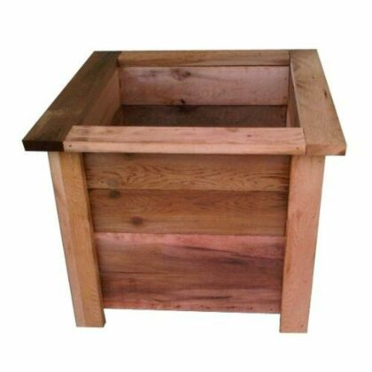 Merbau Timber Planter Giveaway